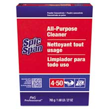 Spic and Span All-Purpose Floor Cleaner 27 oz Box 12/Carton