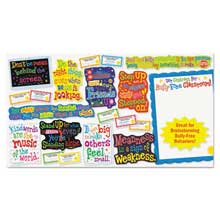 Scholastic Our Bully Free Classroom Bulletin Board Set 18 x 24