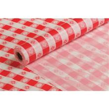 Hoffmaster Plastic Banquet Roll Tablecover