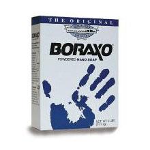 Boraxo Powdered Hand Soap Box