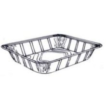 Handy Foil of America FC Rim Style Half Size Deep Steam Table Pan