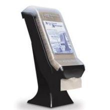 SCA Tork Black Xpressnap Stand Napkin Dispenser 19.5 x 8 x 5.4 inch