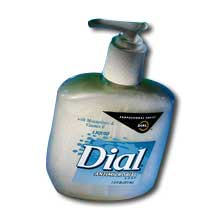 Liquid Dial Antimicrobial Liquid Soap with Moisturizers and Vitamin E