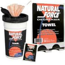 Natural Force Scrubs Citrus Degreaser Towel