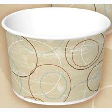 Paper Food Bucket