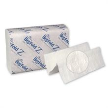 BigFold Z White Premium C Fold Replacement Paper Towel