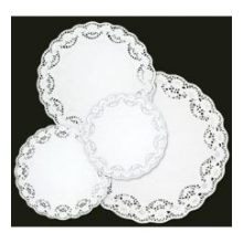 14in.Lace Doilies 10 Of 250