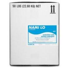 Namico Nl50B Nami-Lo Non-Phos Powder DetergentContains Brighteners Low Suds 50 Lbs Ctn