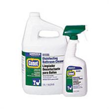 Comet Disinfectant - Bathroom Cleaner 1 Gallon Refill Bottles