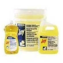 Joy Powerful Surface Detergent Cuts Grease Fresh Lemon Scented Food Service Version 1 Gallon