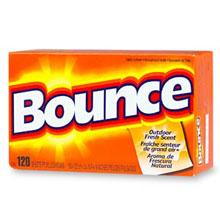 Bounce Sheet