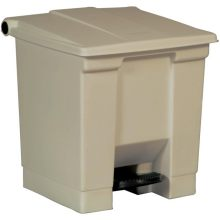 Step-On Container 8 Gallon - For Hands-Free Sanitary Waste Management