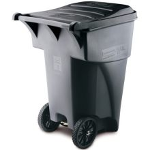 Brute Recycling Rollout Cart 95 Gallon