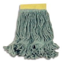 Green - Mop Super Stitch Blend Small Mop Yellow Headband 5 Inch