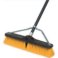 Brace Broom Heavy Duty Palmyra Fill Swivel Cap Metal Tip