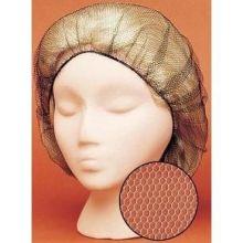 Royal Paper Products LightWeight Black Koronet Latex Free Hairnet