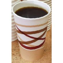 International Paper Infinity White Hot Cup 10 Ounce