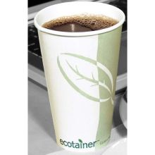 International Paper Ecotainer Hot Cup 16 Ounce