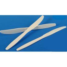 White Polystyrene Heavy Knife