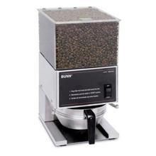 Low Profile Portion Control Grinder with One Hopper