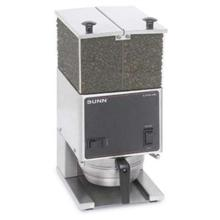 Low Profile Portion Control Grinder with Two Hopper
