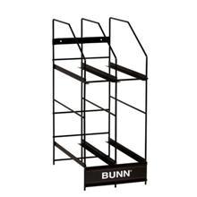Bunn O Matic Rack Storage System