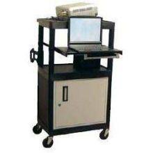 Gray Luxor Versatile Stand-Up Laptop Computer Workstation - LT45C