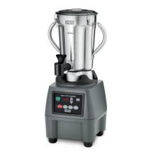 Commercial One Gallon 3.75 HP Food Blender with Electronic Keypad and Timer