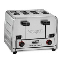 Commercial 4 Slice Heavy Duty Switchable Bread Bagel Toast Toaster