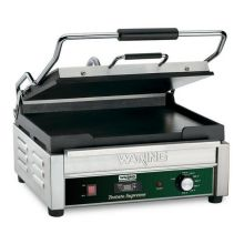 Commercial Tostato Supremo Large Flat Panini Toasting Grill with Timer