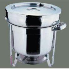 winco stainless steel soup warmer set 7 quart - Soup Warmer