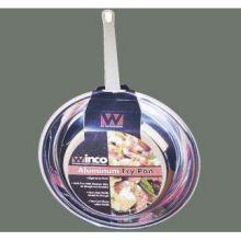 Winco Majestic 3003 Aluminum Mirror Finish Fry Pan 10 inch