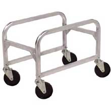 Aluminum Lug Box Cart