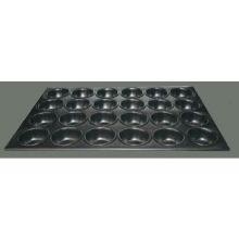 Winco Tin Plate 12 Cup Non Stick Muffin Pan 15 1/2 x 11 inch