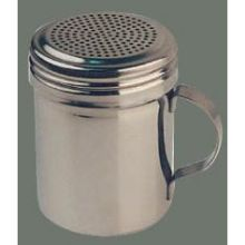 Winco Stainless Steel Dredge with Handle 10 Ounce