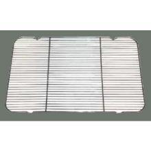 Winco Stainless Steel Icing/Cooling Rack 25 x 16.5 x 1 inch