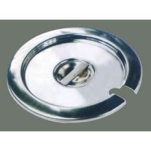 Winco Stainless Steel Cover Only - for 7 Quart Bain Marie Inset