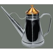 Winco Oil Can with Brass Cover 24 Ounce