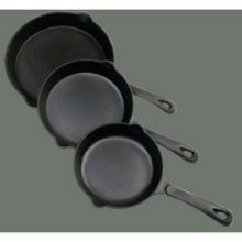 Winco Enamelled Cast Iron Skillet 10 inch