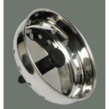 Winco Stainless Steel Sink Strainer 3 inch