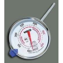 Winco Calibrated Candy and Deep Fry Thermometer 12 inch Length