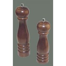 Winco Wood Pepper Mill 10 inch Height