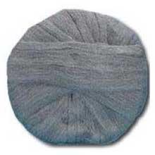 Global Material Grade 3 Radial Steel Wool Floor Pad