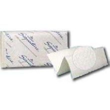 Signature Bleached White Paper Premium Two Ply Multifold Hand Towel