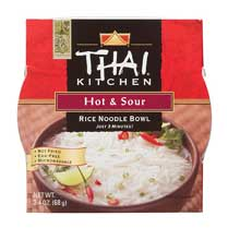 Hot and Sour Rice Noodle Soup Bowl 2.4 ounce