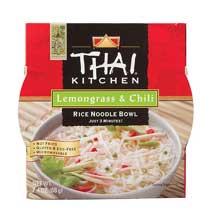 Lemongrass and Chili Rice Noodle Soup Bowl 2.4 ounce each