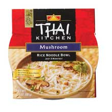 Mushroom Rice Noodle Soup Bowl 2.4 ounce each
