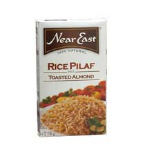 Near East Almond Pilaf - 6.6 Oz Pack