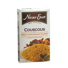 Near East Cous Med Curry - 5.7 Oz Pack