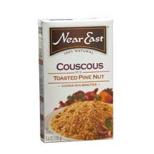 Near East Couscous Pine Nut Ts - 5.6 Oz Pack